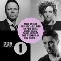 Mark Knight 'Yebisah' on BBC Radio 1