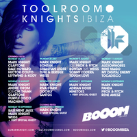 Toolroom Knights announces summer residency at BOOOM Ibiza